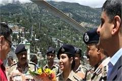 kiran rijiju celebrates independence day with itbp jawans