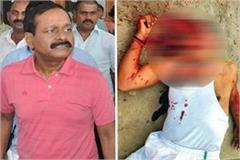officres alleged in munna bajrangi murder case