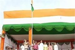 independence day celebrated with fondness in haryana