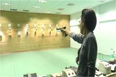 shooting gun learned from gun now won gold medal in up state