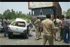 fierce truck car kills gusty 1 killed