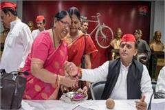 nominee government not protecting mothers and sisters can not stay akhilesh