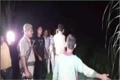 mob lining in muzaffarnagar brutally assassinated young man on charges of theft