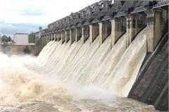 7 gates of bargi dam will be opened administration warns