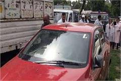 deoria girl child scandal sit captured red car