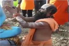 for construction of ram temple mauni maharaj take samadhi