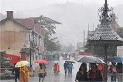 bad weather in himachal