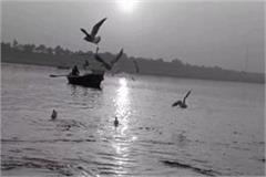 increase in water level of ganga and yamuna in allahabad