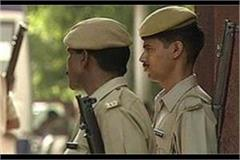 four rounds of security on the occasion of bakrid in moradabad range