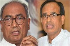 digvijay singh attacks on jan aashirwaad yatra