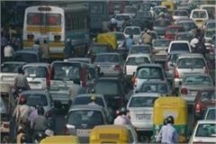 delhi top in transport pollution case lowest in bhopal