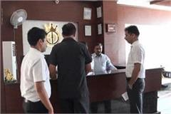 pecial checking in hotels regarding securities for independence day