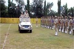 dgp arrived on the establishment day of first indian reserve corps