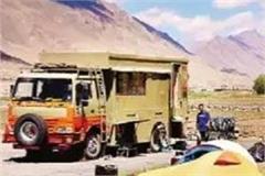 retired captain has the truck in resettled home world