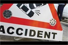 death of two truck collide with uncontrollable car