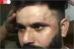 young men beat up doctor in hospital
