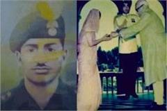 family of the indo pak war hero living in the shadow of anonymity today