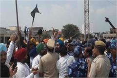 akali dal rally in kurukshetra