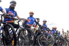 divyang on the thrilling journey of mountains 700 km in 10 days