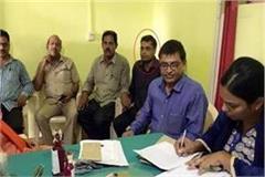anti corruption team s big success taking bribes to writer