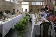 meeting of the principals of cbse school for the safety of children