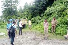 forest department big action on mining mafia