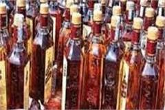 34 lakhs of liquor being smuggled into mirzapur in bihar recovered