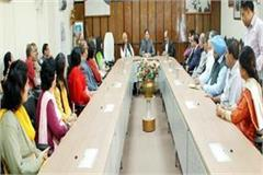hpu  vc doctor sikandar kumar gave instruction to accelerate research work