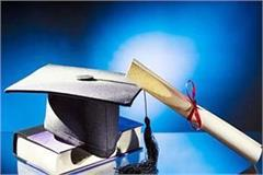 scholarship amount issued to 23 educational institutions outside himachal