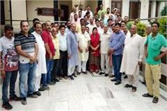 demands of mini secretariat pwd and electricity board to be raised from cm