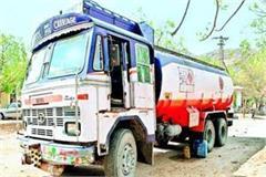singrauli tops diesel gets 10 lakh diesel smuggling