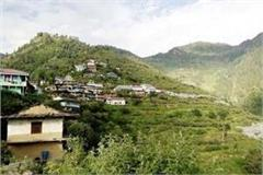 khadavi village with natural beauty is still deprived of this facility