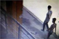 motorcycle theft in fazila incarceration in cctv