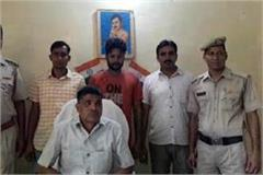 two other crooks of jhota gang arrested on delhi jaipur highway