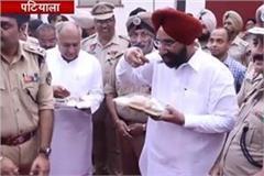 foot diet in patiala jail now 90
