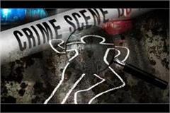 young man suspected death due to gunshot in deepnagar area