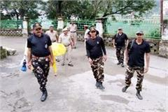 tight security of police in riwalsar gurudawra know what is the reason