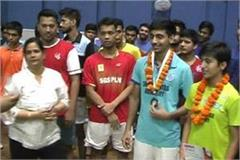 bahadurgarh players make international level medals