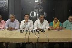 jitendra nath says water can be brought from bhakra dam to haryana