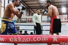 pradeep kharera won the boxing belt at the youngest age