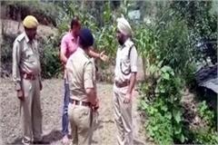 murder of elder brother for land dispute accused sent on police remand