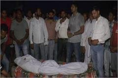 mahindra was kille not died in kawand camp