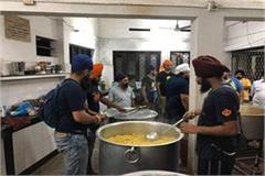 khalsa ed reached for help of flood victims of kerala