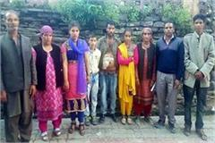 police beaten the family in police station