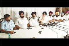 randhawa apologized to the sikh community of his father s crime akali dal