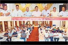 rice millers did meeting against custom milling policy