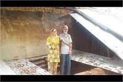 torrential rain destroys poor families