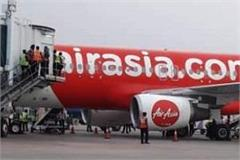 aeroplane returned from technical fault