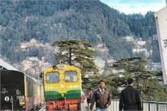 shimla with of the country 68 station of change photo
