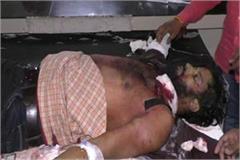 two criminals died in gangwar in varanasi